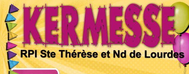 Kermesse le samedi 30 juin